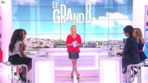 Laurence Ferrari, Hapsatou Sy et Audrey Pulvar dans le Grand 8 - 17/04/15 - 01