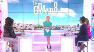 Laurence Ferrari, Hapsatou Sy et Audrey Pulvar dans le Grand 8 - 19/03/15 - 02