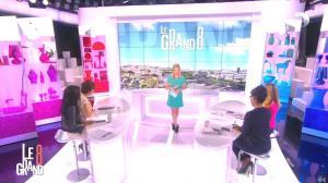Laurence Ferrari, Hapsatou Sy et Audrey Pulvar dans le Grand 8 - 20/03/15 - 03