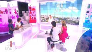 Laurence Ferrari, Hapsatou Sy et Audrey Pulvar dans le Grand 8 - 20/03/15 - 04
