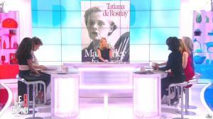 Laurence Ferrari, Hapsatou Sy et Audrey Pulvar dans le Grand 8 - 20/03/15 - 09