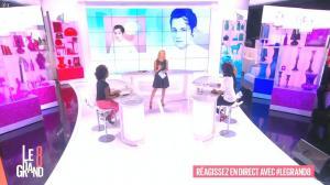 Laurence Ferrari, Hapsatou Sy et Audrey Pulvar dans le Grand 8 - 20/05/15 - 05