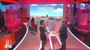Laurence Ferrari, Hapsatou Sy et Audrey Pulvar dans le Grand 8 - 26/03/15 - 05