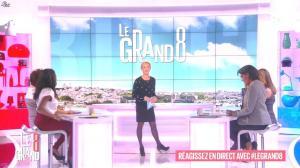 Laurence Ferrari, Hapsatou Sy et Audrey Pulvar dans le Grand 8 - 30/03/15 - 02