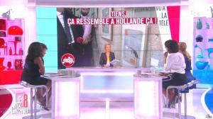 Laurence Ferrari, Hapsatou Sy et Audrey Pulvar dans le Grand 8 - 31/03/15 - 12
