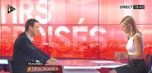Laurence Ferrari dans Tirs Croisés - 01/07/15 - 01