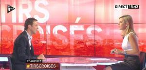 Laurence Ferrari dans Tirs Croisés - 01/07/15 - 02
