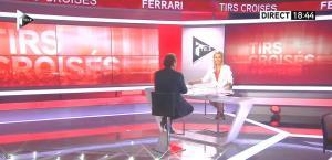Laurence Ferrari dans Tirs Croisés - 17/06/15 - 01