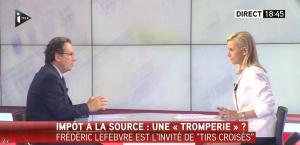 Laurence Ferrari dans Tirs Croisés - 17/06/15 - 02