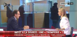 Laurence Ferrari dans Tirs Croisés - 17/06/15 - 03