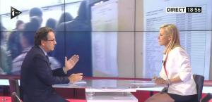 Laurence Ferrari dans Tirs Croisés - 17/06/15 - 06
