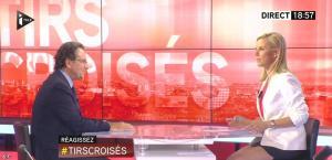 Laurence Ferrari dans Tirs Croisés - 17/06/15 - 12