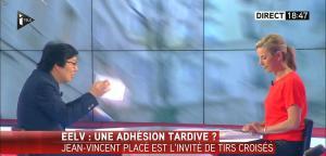 Laurence Ferrari dans Tirs Croisés - 25/05/15 - 02
