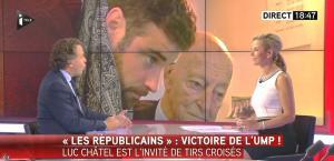 Laurence Ferrari dans Tirs Croisés - 26/05/15 - 01
