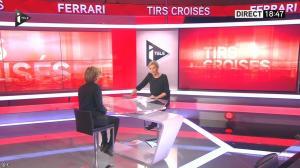 Laurence Ferrari dans Tirs Croises - 30/03/15 - 01