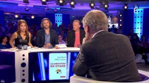 Léa Salamé dans On n'est pas Couché - 07/03/15 - 04