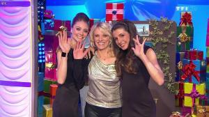 Les Gafettes, Alice Llenas, Cyrielle Joelle et Sandrine dans le Juste Prix - 04/03/15 - 09