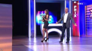 Alice Llenas dans le Juste Prix - 04/03/15 - 02