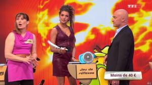 Alice Llenas dans le Juste Prix - 06/03/15 - 06