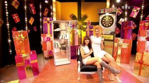 Les Gafettes, Fanny Veyrac et Doris Rouesne dans le Juste Prix - 23/03/10 - 10