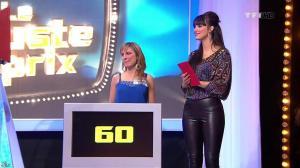 Fanny Veyrac dans le Juste Prix - 05/01/10 - 16
