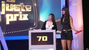 Fanny Veyrac dans le Juste Prix - 31/03/10 - 05