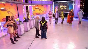 Les Gafettes, Fanny Veyrac et Nadia Aydanne dans le Juste Prix - 22/04/10 - 02