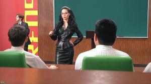 Lucy Liu dans Charlies Angels - 26/12/14 - 04