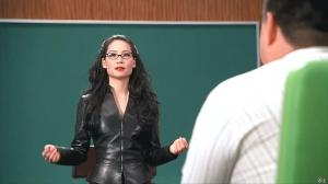 Lucy Liu dans Charlies Angels - 26/12/14 - 06
