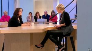 Maïtena Biraben dans le Supplément - 13/01/13 - 06