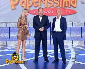 Michelle Hunziker dans Paperissima - 13/10/06 - 05