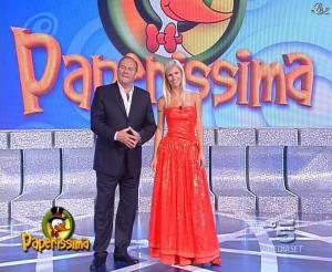 Michelle Hunziker dans Paperissima - 17/10/08 - 08