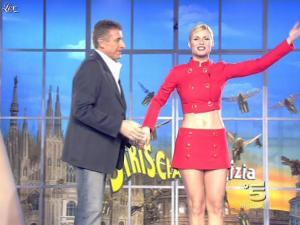 Michelle Hunziker dans Striscia la Notizia - 21/01/08 - 03