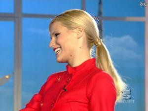 Michelle Hunziker dans Striscia la Notizia - 21/01/08 - 04