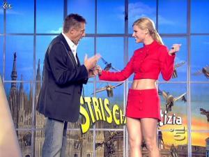 Michelle Hunziker dans Striscia la Notizia - 21/01/08 - 05