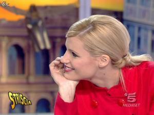 Michelle Hunziker dans Striscia la Notizia - 21/01/08 - 09
