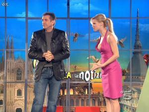 Michelle Hunziker dans Striscia la Notizia - 21/02/09 - 04
