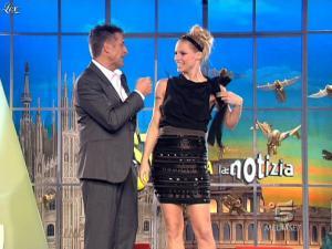 Michelle Hunziker dans Striscia la Notizia - 26/02/09 - 02