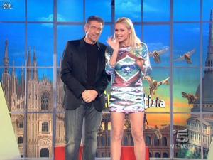 Michelle Hunziker dans Striscia la Notizia - 27/01/09 - 02