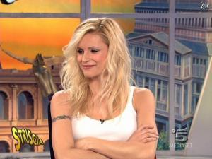 Michelle Hunziker dans Striscia la Notizia - 27/02/09 - 07