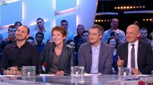 Natacha Polony dans le Grand Journal de Canal Plus - 05/01/15 - 01