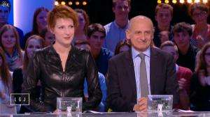 Natacha Polony dans le Grand Journal de Canal Plus - 06/11/14 - 01