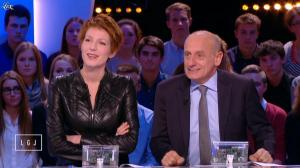 Natacha Polony dans le Grand Journal de Canal Plus - 06/11/14 - 03