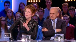 Natacha Polony dans le Grand Journal de Canal Plus - 06/11/14 - 08