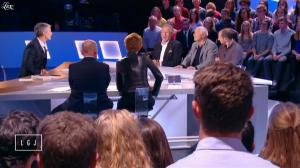 Natacha Polony dans le Grand Journal de Canal Plus - 06/11/14 - 09