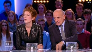 Natacha Polony dans le Grand Journal de Canal Plus - 06/11/14 - 10