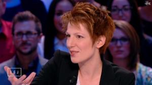 Natacha Polony dans le Grand Journal de Canal Plus - 07/11/14 - 05