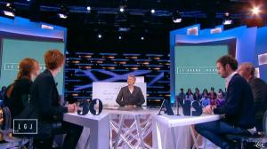Natacha Polony dans le Grand Journal de Canal Plus - 07/11/14 - 06
