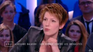 Natacha Polony dans le Grand Journal de Canal Plus - 08/12/14 - 02