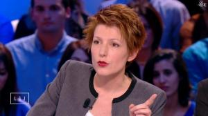 Natacha Polony dans le Grand Journal de Canal Plus - 10/11/14 - 03